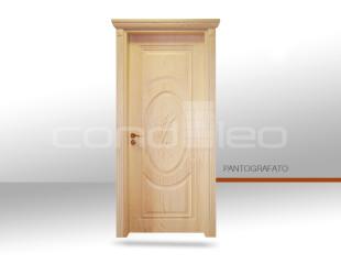P 029 3D – BROWN ASH DECAPE' CON CAPITELLO