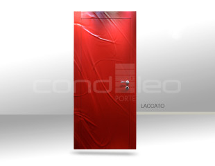 LC 3D SURFACE 02 – ROSSO – SUPERFICIE 3D